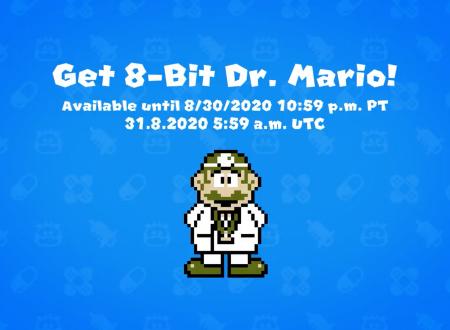 Dr. Mario World: un nuovo trailer rivela l'arrivo imminente di Dr. Mario 8-bit per il 30° anniversario