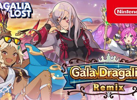Dragalia Lost: annunciato l'evento: Gala Dragalia Remix per il 15 luglio prossimo