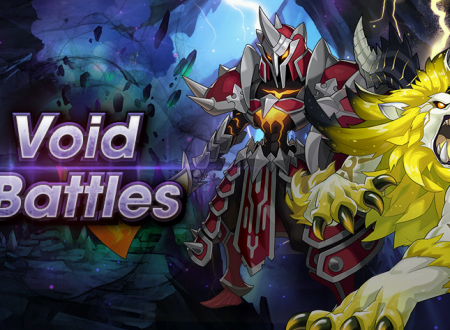 Dragalia Lost: ora disponibili le Void Battles con Luminous Chimera