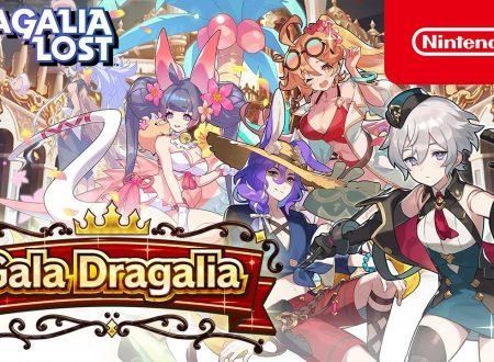 Dragalia Lost: svelato il ritorno dell'evento: Gala Dragalia Remix nel titolo mobile