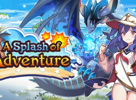 Dragalia Lost: svelato l'arrivo del Raid Event Revival, A Splash of Adventure, il 20 luglio prossimo