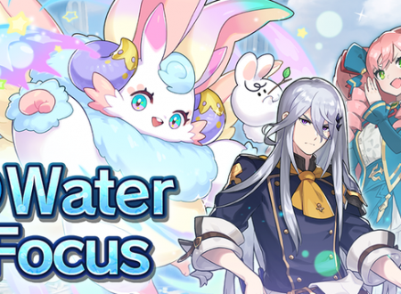 Dragalia Lost: svelato l'arrivo imminente del Summon Showcase, Water Focus