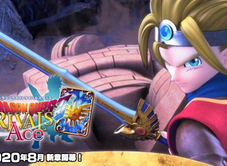 Dragon Quest Rivals: un trailer rivela l'arrivo di nuovi contenuti ad agosto sui Nintendo Switch giapponesi