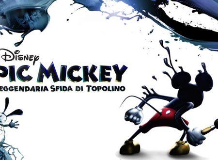 Epic Mickey: il creatore dei brani pubblica una soundtrack inutilizzata del titolo