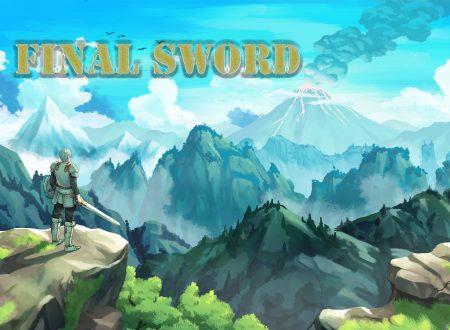 FINAL SWORD: l'indie con le musiche scippate da Ocarina of Time e l'approvazione di titoli da parte di Nintendo
