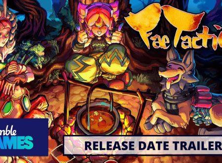 Fae Tactics: pubblicato un nuovo trailer sullo strategico in arrivo su Nintendo Switch