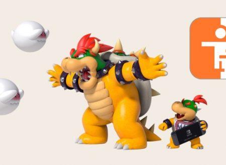Filtro Famiglia per Nintendo Switch: l'app aggiornata alla versione 1.14.0 sui dispositivi iOS e Android
