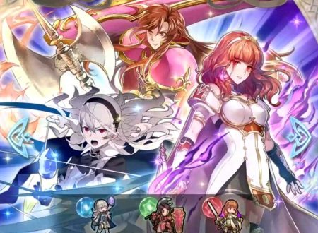 Fire Emblem Heroes: ora disponibile la preferenza evocazione: nuovo potere, con Celica, Corrin e Sheena