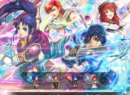 Fire Emblem Heroes: ora disponibili i nuovi eroi speciali: Eroi, luce e ombra
