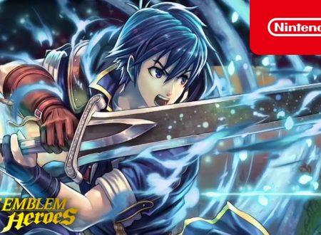 Fire Emblem Heroes: svelato l'arrivo dei nuovi eroi speciali: Eroi, luce e ombra
