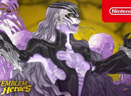 Fire Emblem Heroes: svelato l'arrivo della preferenza evocazione Eroi mitici: Hel, la fosca sovrana