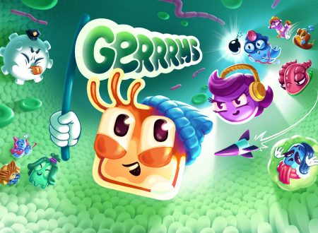 GERRRMS: uno sguardo in video al titolo dai Nintendo Switch europei