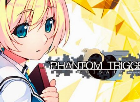 Grisaia: Phantom Trigger Vol. 4, la visual novel in arrivo nell'estate 2020 sui Nintendo Switch nipponici