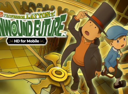 Il Professor Layton e il futuro perduto HD: uno sguardo in video gameplay dai dispositivi mobile