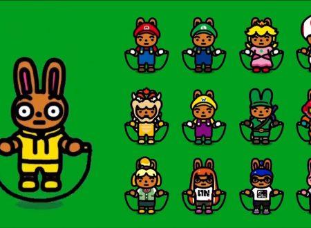 Jump Rope Challenge: il titolo aggiornato alla versione 1.1.0 su Nintendo Switch