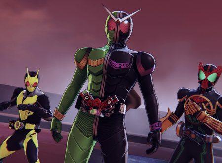 Kamen Rider: Memory of Heroez, il titolo annunciato ed in arrivo il 29 ottobre sui Nintendo Switch nipponici