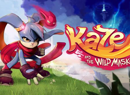 Kaze and the Wild Masks: il titolo balzerà prossimamente sui Nintendo Switch europei