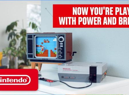 LEGO Nintendo Entertainment System: svelato il nuovo set con la classica console 8-bit