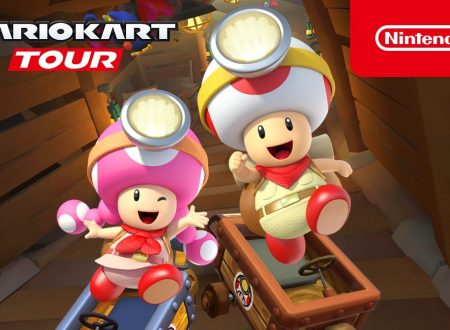 Mario Kart Tour: pubblicato un trailer sul nuovo Tour degli esploratori, ora disponibile