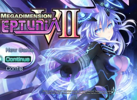 Megadimension Neptunia VII: uno sguardo in video al titolo dai Nintendo Switch europei