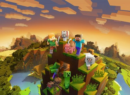 Minecraft: la versione 1.16.1 è ora disponibile sui Nintendo Switch europei