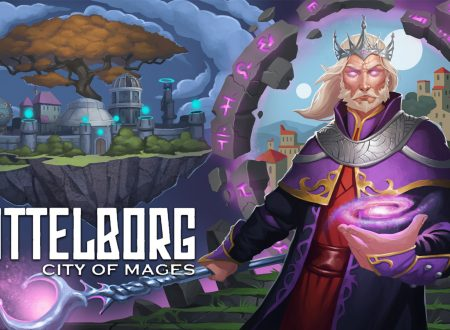 Mittelborg: City of Mages, uno sguardo in video al titolo dai Nintendo Switch europei