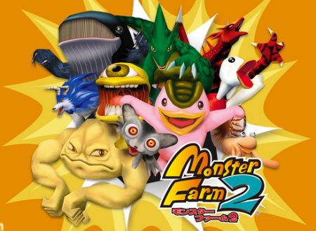 Monster Rancher 2: il titolo annunciato per l'arrivo sui Nintendo Switch giapponesi