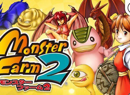 Monster Rancher 2: pubblicato un nuovo trailer dedicato al titolo su Nintendo Switch