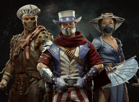 Mortal Kombat 11: Aftermath, annunciato l'arrivo del Summer Heat Skin Pack