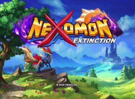 Nexomon Extinction: il titolo in arrivo il 28 agosto sull'eShop di Nintendo Switch