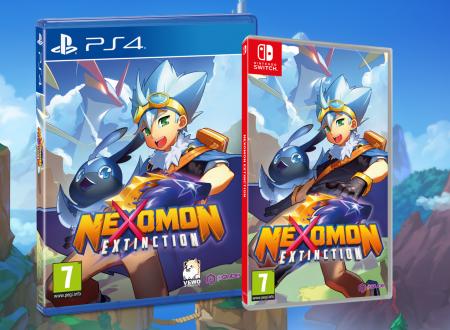 Nexomon Extinction: pubblicato un nuovo trailer dedicato ai personaggi