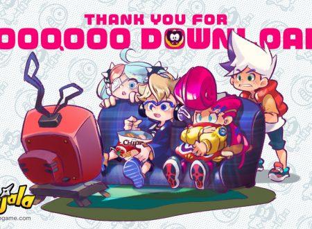 Ninjala: il titolo supera i 3 milioni di download su Nintendo Switch