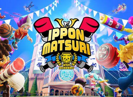 Ninjala: ora disponibile il primo evento IPPON MATSURI (Festival)