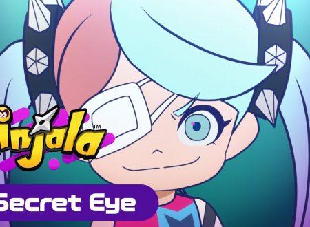 """Ninjala: pubblicato il secondo episodio della serie anime, Episode 2: """"A Secret Eye"""""""