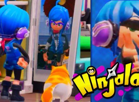 Ninjala: uno sguardo in video alla versione 1.2 dai Nintendo Switch europei