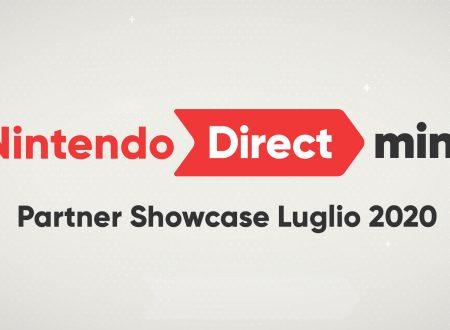 Nintendo Direct: annunciata una nuova presentazione per i titoli dei partner su Nintendo Switch
