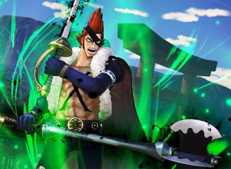 One Piece: Pirate Warriors 4, pubblicati nuovi screenshots dedicati al DLC di X Drake