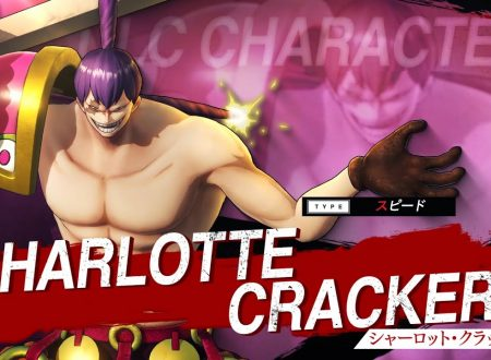 One Piece: Pirate Warriors 4, pubblicato un trailer dedicato a Charlotte Cracker