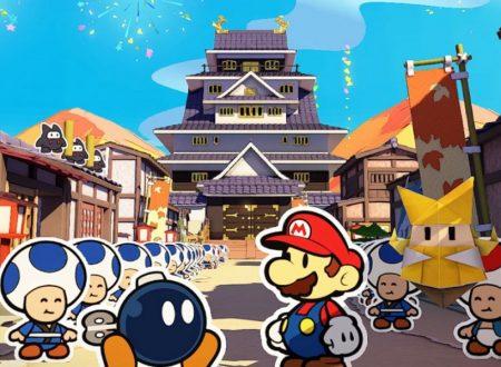 Paper Mario: The Origami King, il giro delle recensioni per il nuovo RPG di carta su Nintendo Switch
