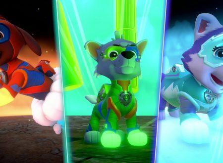 Paw Patrol Mighty Pups Save Adventure Bay, il titolo in arrivo il 6 novembre su Nintendo Switch