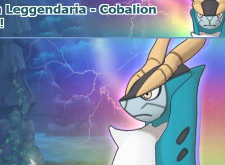 Pokémon Masters: ora disponibile la Lotta Leggendaria con Cobalion