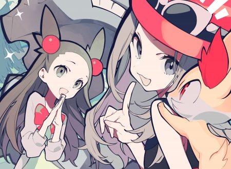 Pokemon Masters: pubblicato uno speciale artwork per l'episodio: Dolceparty con Serena e Fennekin
