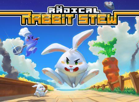 Radical Rabbit Stew: uno sguardo in video al titolo dai Nintendo Switch europei