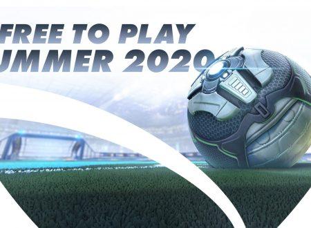 Rocket League: il titolo diventerà free-to-play nel corso dell'estate anche su Nintendo Switch