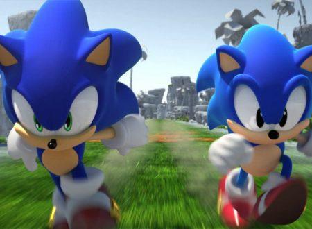 SEGA promette di voler prendersi cura dei Sonic 2D come di quelli 3D