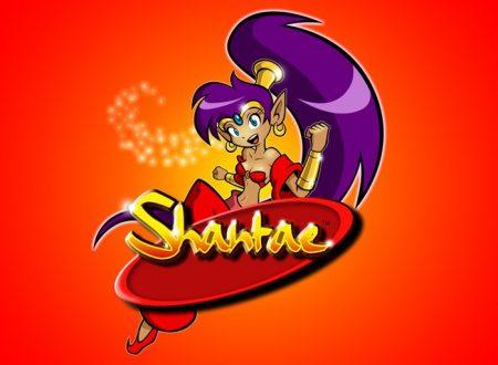 Shantae e Shantae: Risky's Revenge – Director's Cut in arrivo nell'Autunno 2020 su Nintendo Switch