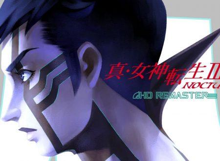 Shin Megami Tensei III: Nocturne HD Remaster, pubblicato il primissimo video gameplay su Nintendo Switch