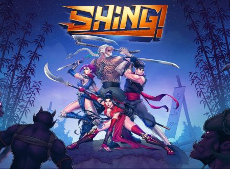 Shing!: il titolo in arrivo il 28 agosto sull'eShop europeo di Nintendo Switch