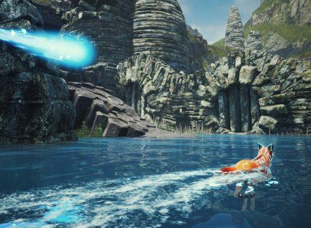 Spirit of the North: il titolo aggiornato alla versione 1.2 sui Nintendo Switch europei