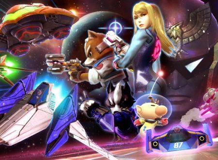 Super Smash Bros. Ultimate: svelato l'arrivo del torneo: Assi al volante